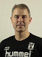 Christer Pedersen : Træner Håndbold, Hold 1 : 81 40 40 37