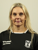 Heidi Riishøj : Træner Fodbold
