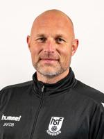 Jakob Nielsen : Træner Fodbold